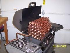 Netkulture barbecue chauffe eau - Fabriquer un barbecue avec un chauffe eau ...