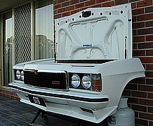 Simple Barbecue Holden Monaro Gts With Barbecue Fait Maison En Fer